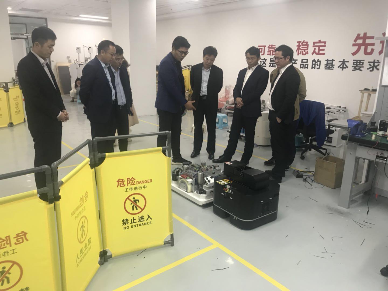 滚筒AGV机器人,AGV小车